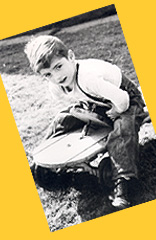 Lance Lambert, Age 4